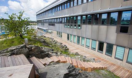Qualisys office on Kvarnbergsgatan, Gothenburg